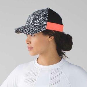 Lululemon dash and splash cap hat miss mosaic